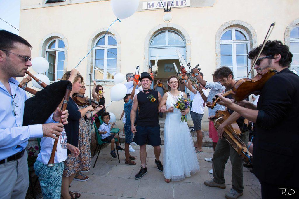 Mariage - mariés