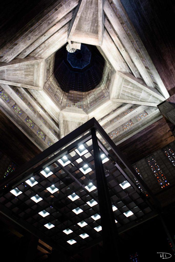 architecture - Le Havre - Eglise Saint-Joseph - Auguste Perret - Art Sacré