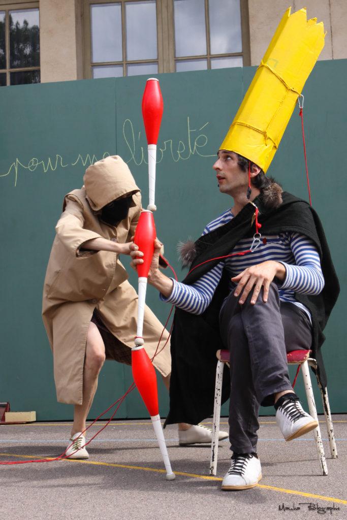 festival arts de rue